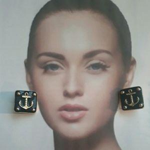 Vintage Sailor Earrings